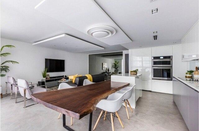 US $4000.0  2017 heiße verkäufe moderne hochglanz weiß lack küche möbel  kunden modulare küchenschränke L1606031 in 2017 heiße verkäufe moderne ...