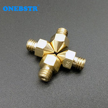 4Pcs Special Offer Makerbot MK8 Nozzle 0.2/0.3/0.4/0.5mm For ABS PLA 1.75mm Supplies 3D Printer Accessories