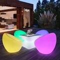 P61 светодиодный ночник для вечеринки на открытом воздухе  ночник  лампа с дистанционным управлением  цвет  промышленный декор  осветительны...
