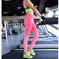 Female Women Clothing Leggings Slim Pants Legging Girls Bodybuilding Clothes Workout  Fitness KH863061
