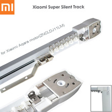 Xiaomi Super Silent Electric Curtain Track for Xiaomi Aqara Motor ZNCLDJ11LM, Xiaomi Automatic Curtain Rail System,MI HOME APP