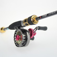 Brand Disc Drag System Precise CNC Machine Cut Coil Fly Fishing Reel 3/4 5/6 7/8 9/10WT Aluminum Alloy Trout