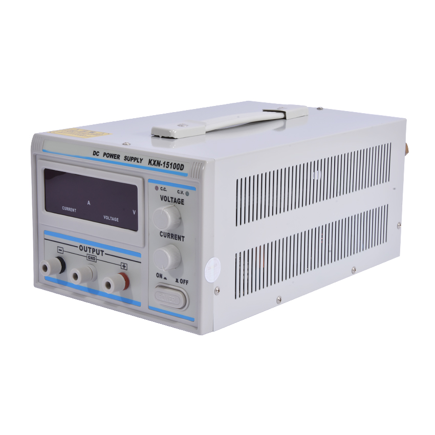 1PC New Digital KXN-15100D High-power Switching DC Power Supply, 0-15V Voltage Output,0-100A Current Output цена