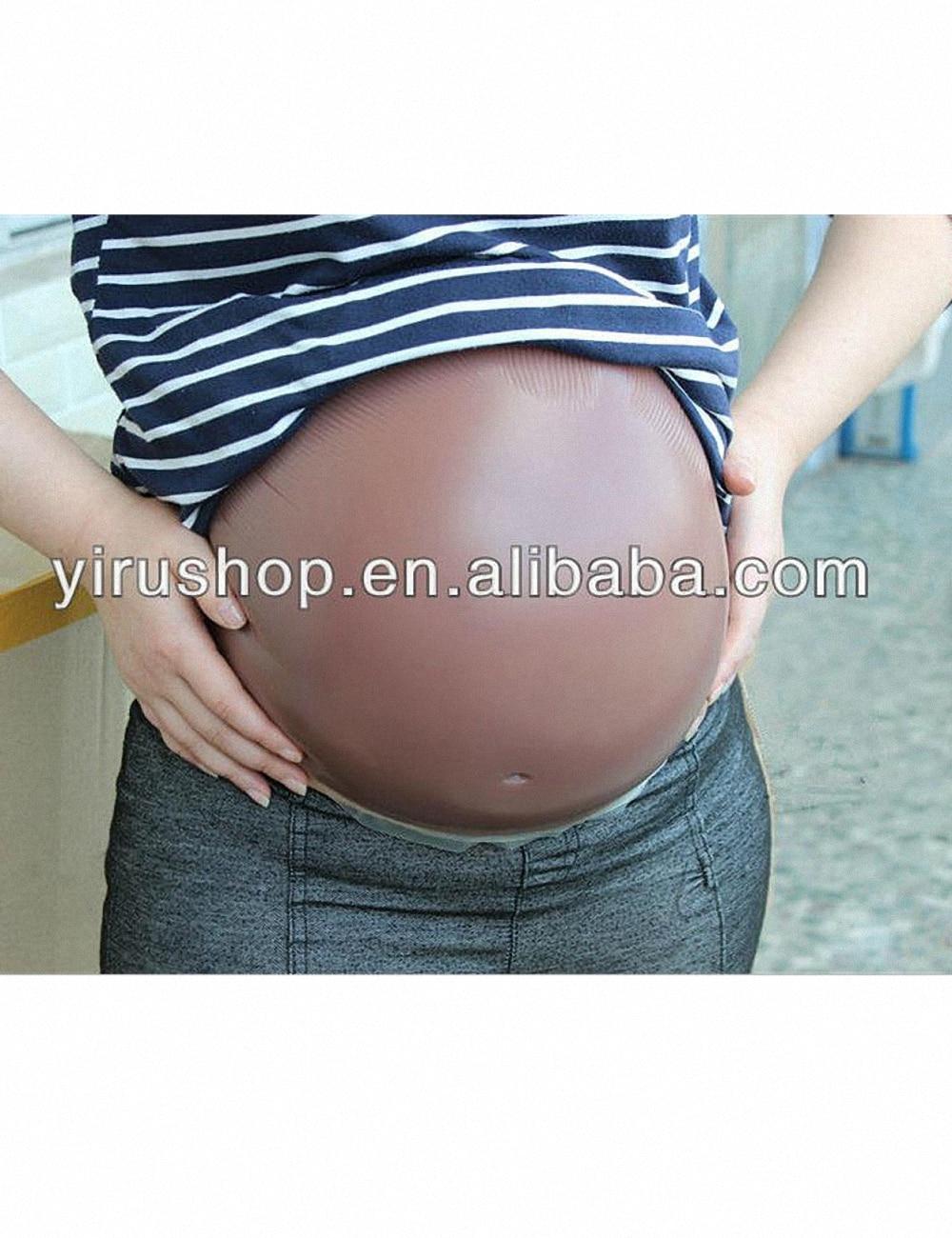 Brown 5000G  Twins Fake Silicone  Pregnancy Belly  False  Silicone Pregnancy Baby Bump  Jelly Belly  For Fake Pregnancy велосипед stinger zeta d 27 5 2015