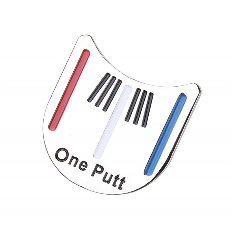 Golf hat clips (1)