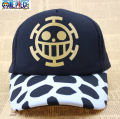 Free shipping Anime One Piece Cosplay Hat Trafalgar Law Cap For Women Men Baseball Cap New