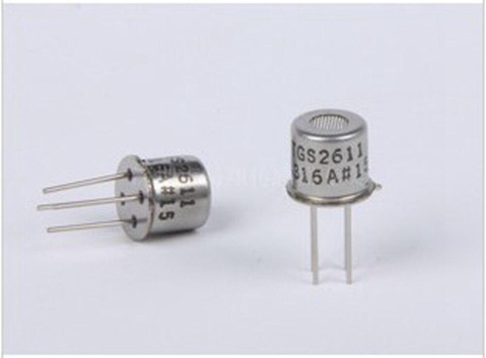 TGS2611 FIAGOR GAS SENSOR GAS detector 100 original 10pcs