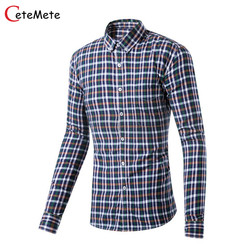 Brand clothing mens business shirts slim long sleeve men shirt casual camisa social masculina male shirt.jpg 250x250