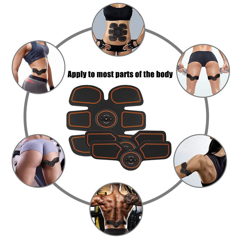 Abdominal Muscle Trainer Electronic (9)
