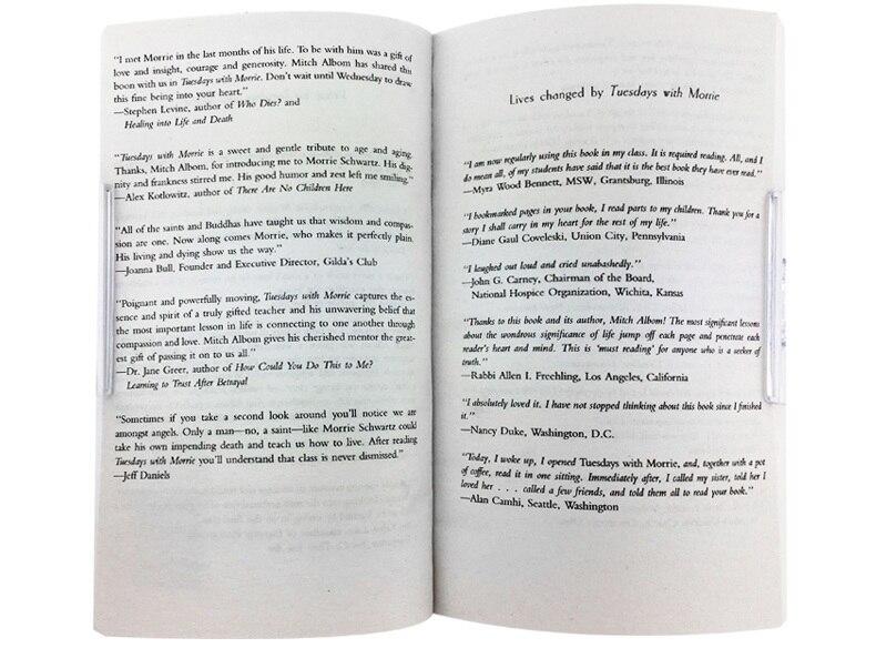 as tercas com morrie libros ingles nova 01