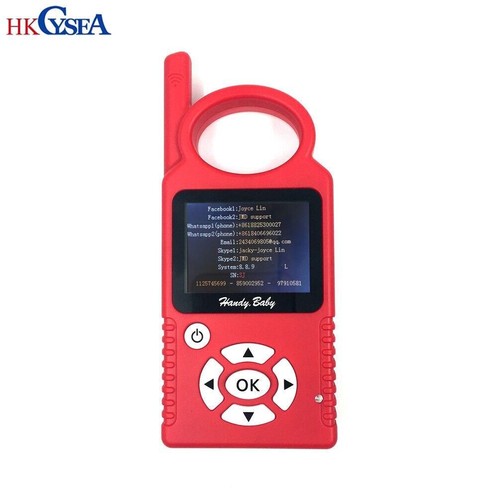 Новые JMD Handy Детские ручной ключи от машины копия инструмент Auto Key для 4D/46/48/ G чипов программист CBAY Многоязычная V9.0.0 ...