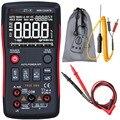 Цифровой мультиметр BSIDE ZT-X True-RMS 9999 отсчетов Multimetro DC/AC Вольтметр Амперметр с аналоговым гистограммой же как RM409B - фото