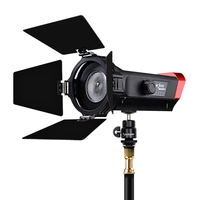 Aputure LS mini20D Light Storm High Color Rendition TLCI 97 7500K+/ 300K Beam Angle Adjustable COB LED Studio Video Light