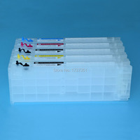 700ml 5 color refill ink cartridge for Epson SureColor T5200 printer
