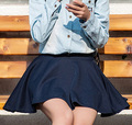 Качество Мода Осенью И Зимой Плюс Размер Завышенной Талией Короткий юбки 4 Цветовое Пространство Хлопок Туту Согреться Женщин Юбка JX070