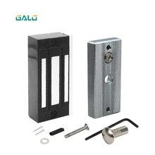 12V escape room Electronic Drawer Lock Electric Magnetic Cabinet Door Locks 60kg 130lbs Holding Force Electromagnetic