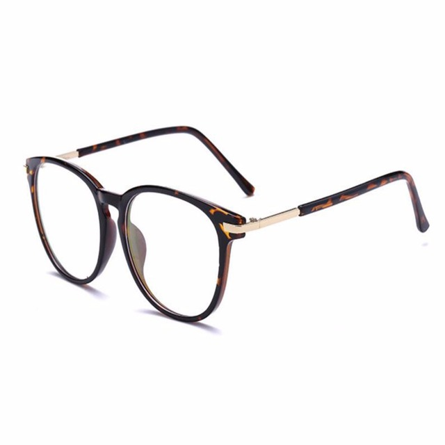 Computer Glasses Anti fatigue Retro/Vintage Frame Clear Lens Sun ...