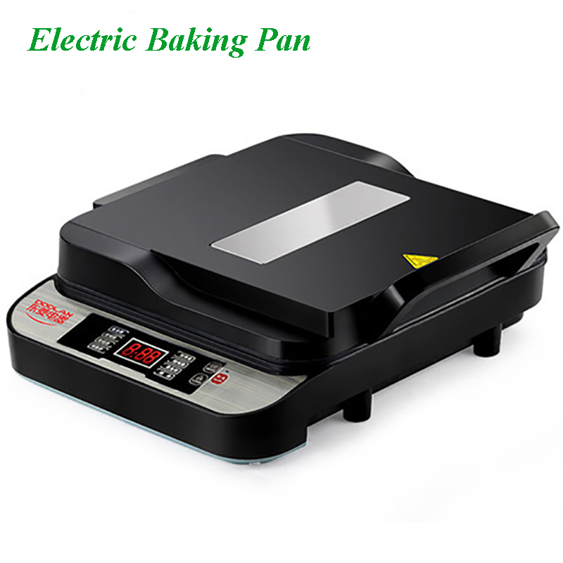 New Intelligent Electric Cake Machine Double sided Household Timing Multi function Non stick Frying Machine Fully Automatic - 4
