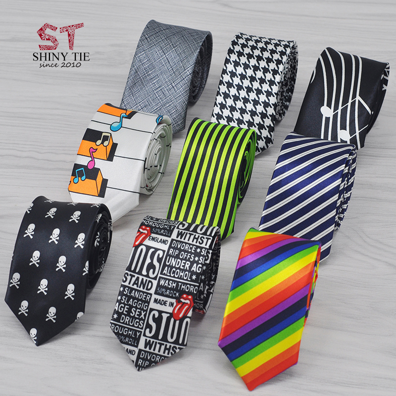 Bekleidung Zubehör New Cartoon Pattern Men Tie Set New Arrival 8.5cm Barry.wang Green Print Christmas Tie For Men Party 100% Silk Neck Tie Fa-5103