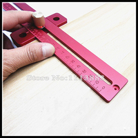 New 270mm Adjustable Combination Square With Stop Woodworking Rule