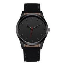 Reloj модные военные кварцевые мужские часы с большим циферблатом, кожаные спортивные часы высокого качества, наручные часы Relogio Masculino T4