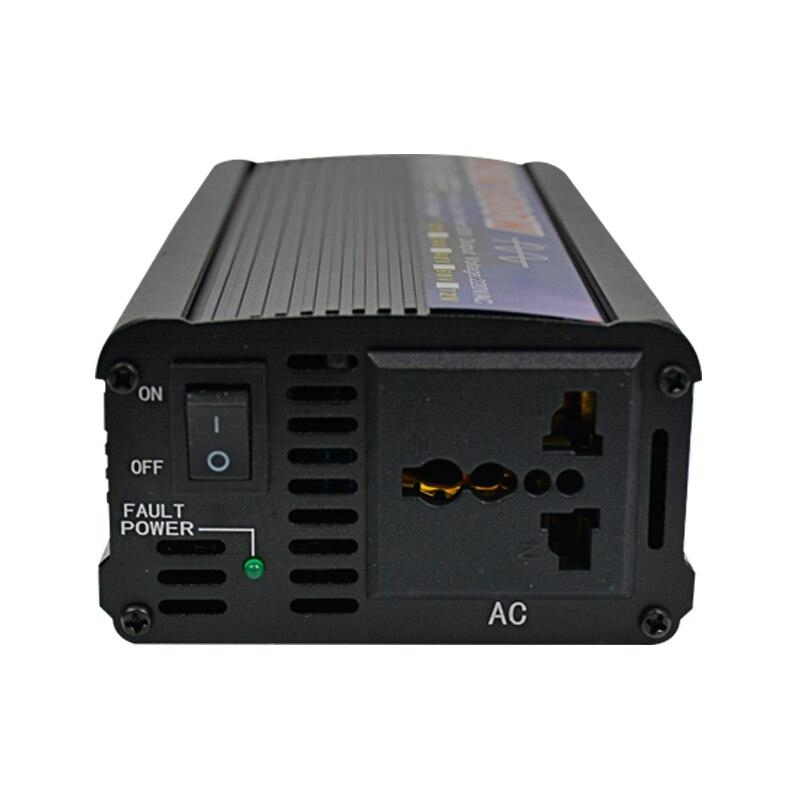 AIYIMA 1000 W inversor de onda sinusoidal pura DC12V/24 V a AC220V 50 HZ convertidor de potencia de refuerzo para coche inversor del hogar de DIY - 5