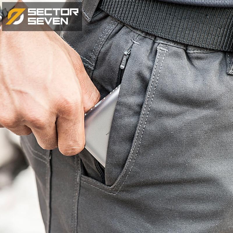 Pantallona taktike Pantallona mensi të papërshkueshëm nga uji IX6 - Veshje për meshkuj - Foto 3