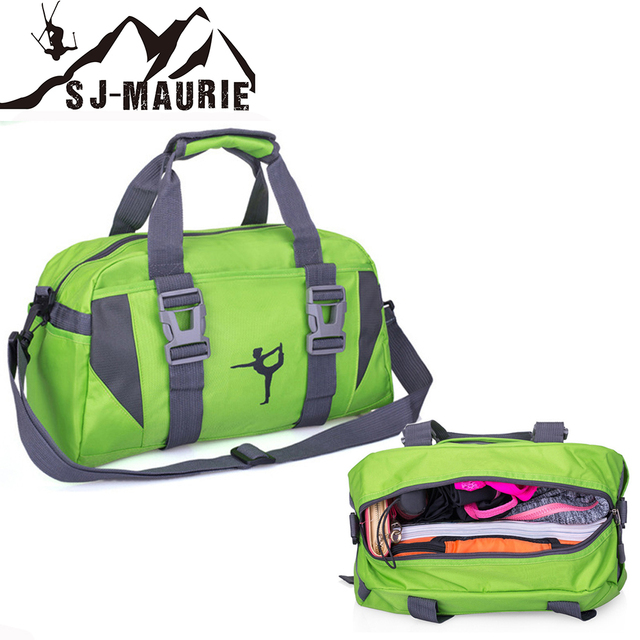 2018 New Sports Bag Training Gym Bag Men Woman Fitness Yoga Bags Durable Multifunction Handbag Outdoor Sporting Bags 6 Colors