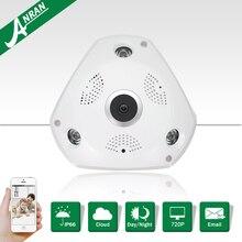 Новые! беспроводной 360 Градусов VR Панорамы CCTV Камеры Безопасности и 960 P HD Всепогодный Ночного Видения ИК Видеонаблюдения Камеры Мобильного ПРИЛОЖЕНИЕ