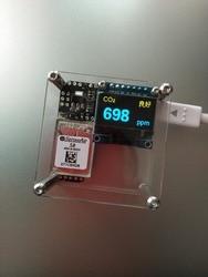 EINE neue detektor von kohlendioxid konzentration Importiert senseair S8-0053 sensor