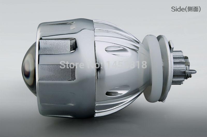 2GD 35 w hid projecteur lentille 2.5 ''pouces Bi projecteur lentille AC Ballast conversion H1 H7 H4 H11 9004 9005 9006 9007 4300 k-8000 k