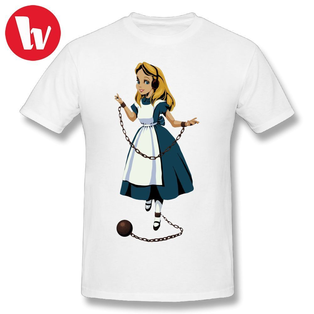 Alice In Chains T Shirt Carton Printed Tshirt Basic Tee Shirt Men Funny T Shirts Plus Size 5XL 6XL Casual T-Shirt Streetwear