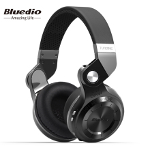 Bluedio T2S Bluetooth headphone BT 4.1 wirless foldble headdset with bass well connected with smartphone iOS andriod(China)