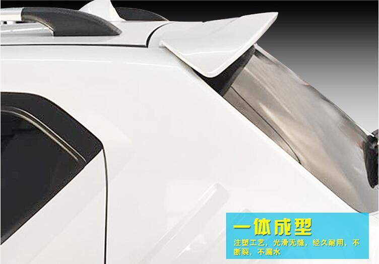 NEW ABS PAINT CAR REAR WING TRUNK LIP SPOILER FOR For Suzuki Ignis 2017 2018 2019 BY EMSNEW ABS PAINT CAR REAR WING TRUNK LIP SPOILER FOR For Suzuki Ignis 2017 2018 2019 BY EMS