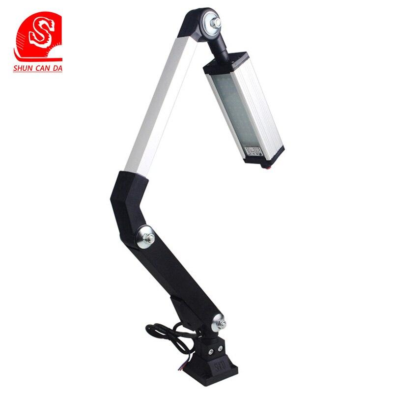 Industrial led Lights Sewing Machine Led lamp 40w 12v 24v 220v High bay Workshop lathe garage