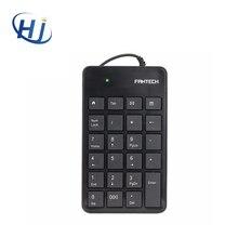 FANTECH New Mini 23 Keys USB Number Pad Keypad Numeric Keyboard For font b Laptop b