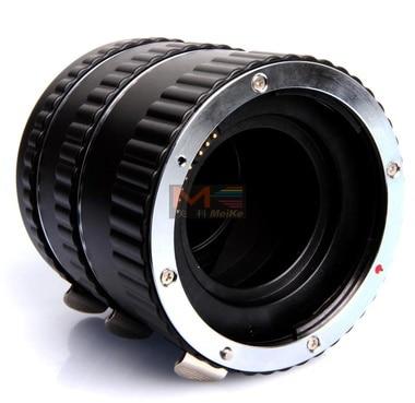 цена на Meike MK-C-AF-A Metal AF Macro Extension Tube Set for Canon EOS Camera