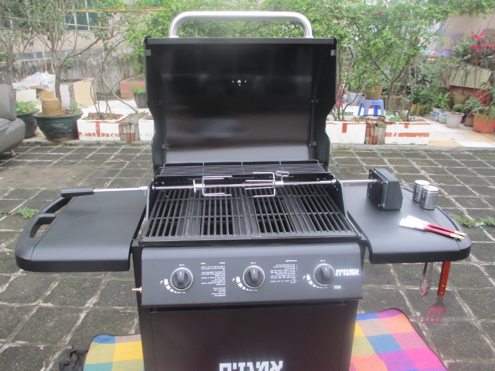 Electric Stove With Grill ~ High quality gas bbq grill stove oven outdoor