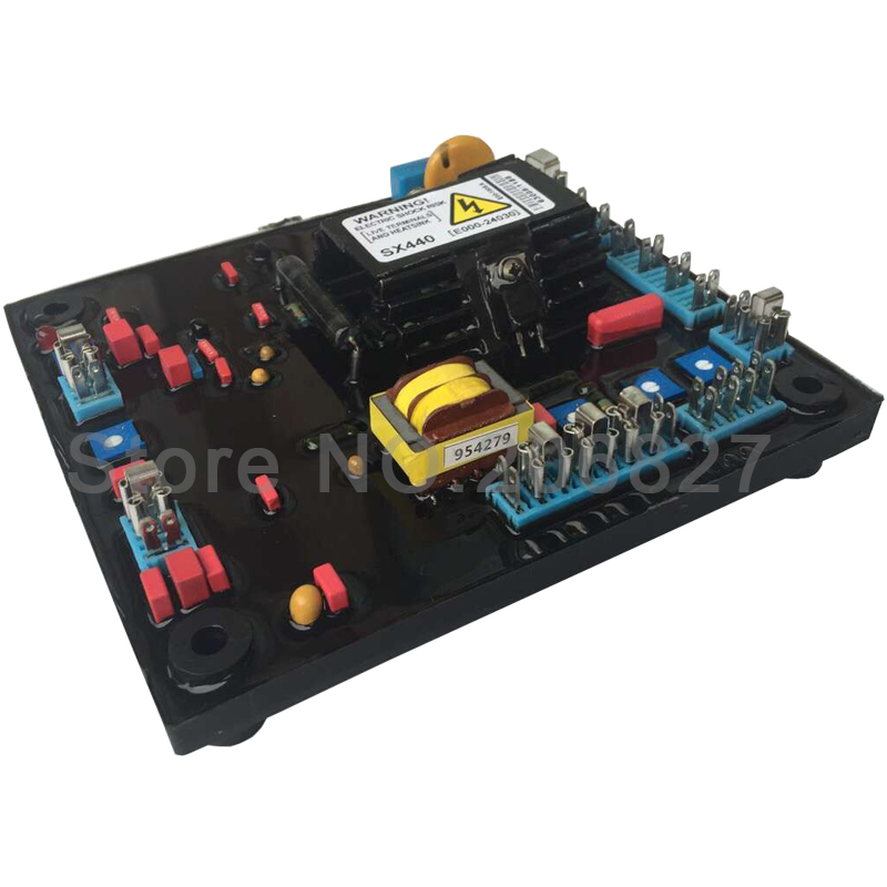 Фотография Nupart Carton and Red Capacity AVR SX440 + Free fast shipping