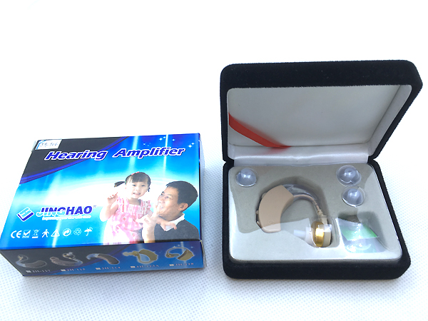 Купить с кэшбэком Hearing Aid Set of Amplifier + 50DB volume adjustable gift packing set