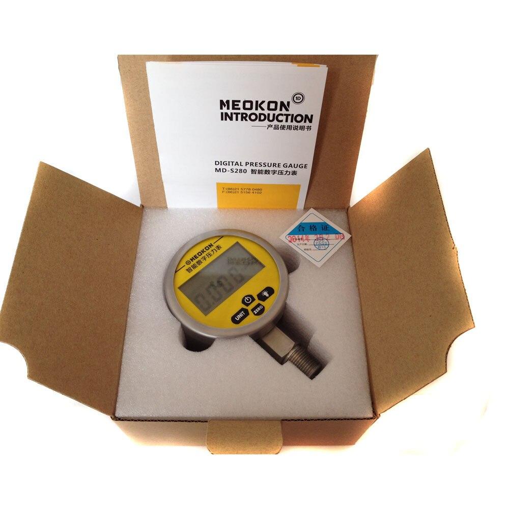 MD-S280 digital barometer electronic barometer digital barometer range:0~40MPA or 0~60MPA high pressure