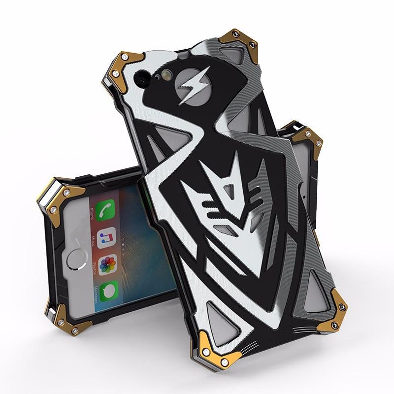 imágenes para Metal case para xiaomi mi diseño de la mezcla raytheon antidetonantes pesada armadura de aluminio anodizado cubierta de polvo de metal para sony xperia xz