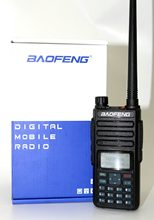 Baofeng Dual Time Slot DM-180 Portable Radio Dual Band 5W 1024ch tier2&tier1 DMR Walkie Taklie Digital Anolog dual mode(China)