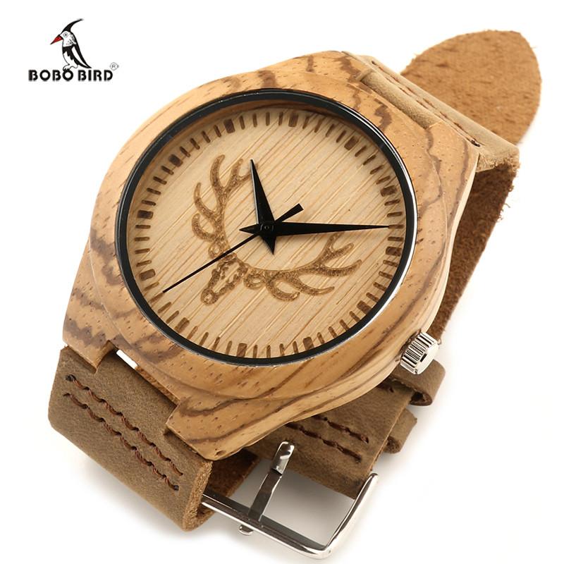 new wood watch