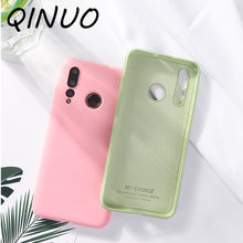 Voor SamSung Galaxy S10 Plus S10E Case S7 Rand S8 S9 M10 M20 Note 8 9 A10 A30 A50 A60 a70 Zachte Rubber Vloeibare Siliconen Cover Funda(China)