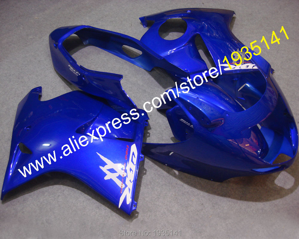 Hot Sales,fashion kit For Honda CBR1100XX 96-07 CBR 1100 XX 1996-2007 whole set blue motorcycle body Fairing (Injection molding) hot sales cbr 1100 xx 96 07 body kit for honda cbr1100xx 1100 blackbird 1996 2007 blue motorcycle fairings injection molding