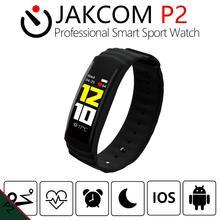 JAKCOM P2 Inteligente Profissional Relógio Do Esporte como Rastreadores em itag sleutel Atividade Inteligente wearable