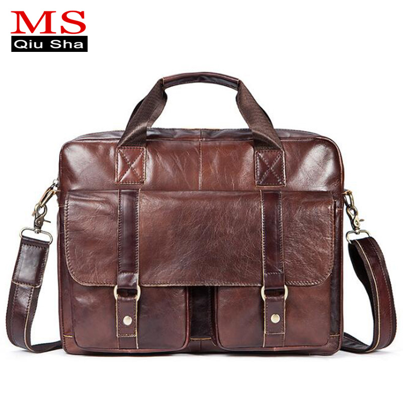 Genuine Leather Men Bag Laptop Briefcasesmale Casual Tote Shoulder Crossbody Bags messenger mens business leather bag mva genuine leather men bag business briefcase messenger handbags men crossbody bags men s travel laptop bag shoulder tote bags