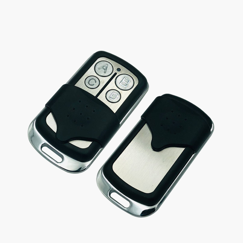 4 Channel 433MHz RF Remote Control Copy Code Electric Cloning Clone Duplicator 433 MHz Key Fob Learning Garage remote Controller in Remote Controls from Consumer Electronics