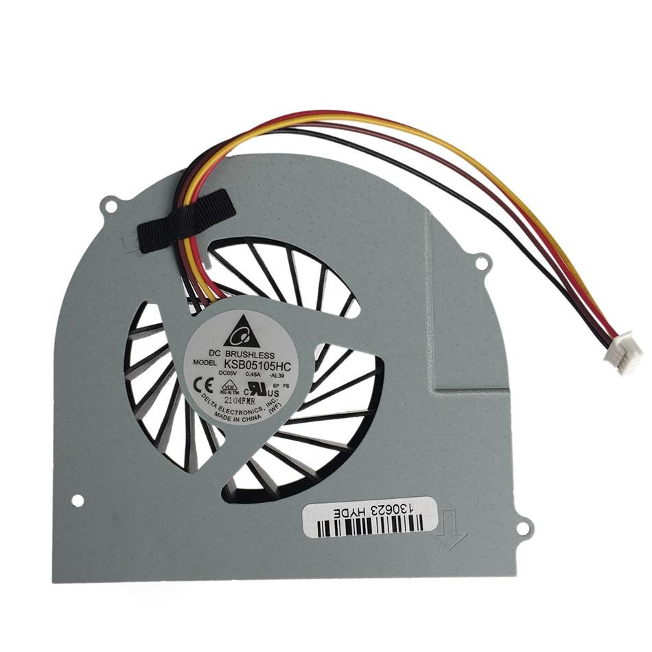 New original CPU Cooling Fan For IBM Lenovo G770 Laptop Cooler Radiator Cooling Fan DC 5V 0.45A laptop cpu cooling fan for lenovo ibm t43 t40 t41 t42 t41p t42p fan new original t43 t40 t41 notebook cpu cooling fan cooler